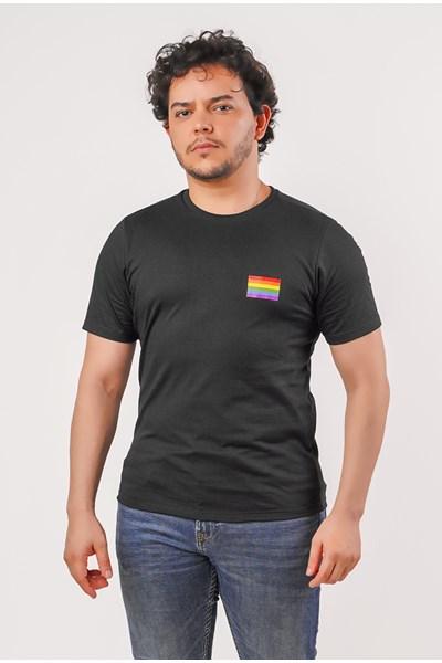 T-shirt Love Pride La Clofit